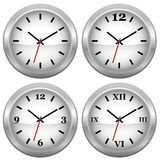 Wall Clock stock illustration