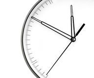 Wall Clock. Royalty Free Stock Image