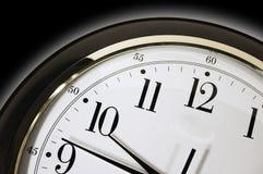 Wall Clock. Close Up of wall clock Royalty Free Stock Image