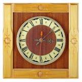Wall clock Stock Photography