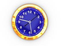 Wall clock Royalty Free Stock Photos