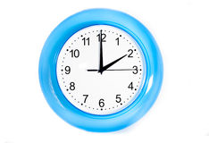 Wall clock Stock Image
