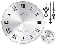 Wall clock face. Old fashion Royalty Free Stock Photos