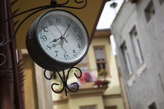 The wall clock Stock Images