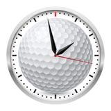 Sports Wall Clock Stock Photo