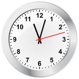 Wall clock Stock Photography