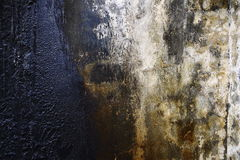 Wall. Coated with diesel wall texture background image Royalty Free Stock Photography