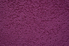 Wall Color plum. For background and texture. horizontal shape Stock Photos