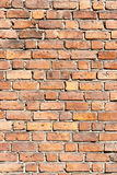 Wall of colored bricks Royalty Free Stock Images