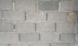 The wall of concrete blocks.texture. images st.ock Texture and background Texture. The wall of concrete blocks.texture. images stock Texture and background Royalty Free Stock Images