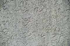 Wall of concrete Royalty Free Stock Photography