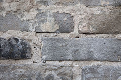 Wall constructed Royalty Free Stock Image