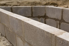 Wall Construction - 02 Stock Image