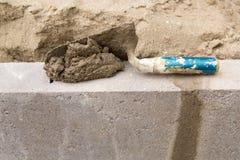 Wall Construction - 03 Stock Image