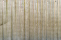 Wall container silver background Steel wall Royalty Free Stock Image