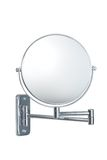 Wall cosmetic mirror Royalty Free Stock Photos