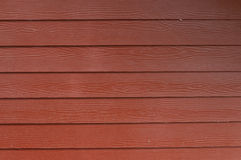 Wall of cottage. Stock Image