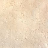 Wall covered with plaster Royalty Free Stock Image