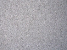 Wall covered with putty Stock Photography