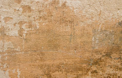 Wall covered with spackling. Stock Image