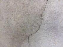 Wall cracked Stock Photo