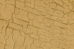 Wall with cracks. Stock Image