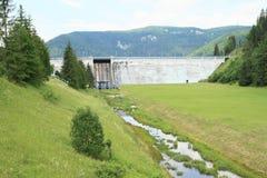 Dam Palcmanska Masa in Slovakia Stock Image