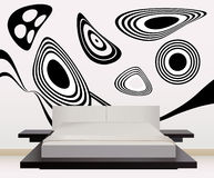 Wall decoration Royalty Free Stock Images