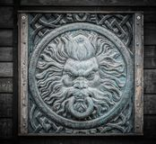 Wall decoration Royalty Free Stock Image