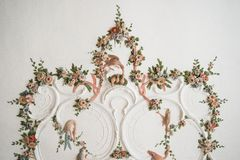 Wall decoration Stock Image