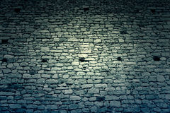 Wall destroyed wall Royalty Free Stock Images