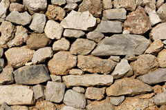 Wall detail as background Stock Photo