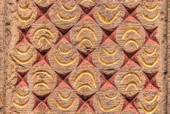 Wall detail at Böttcherstraße, Bremen, Germany Stock Images