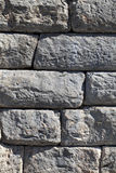 Wall detail in Ephesus city. Izmir, Turkey Royalty Free Stock Image