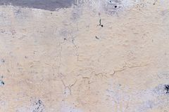 Wall dirty. paint dirty. street wall.textured. background.  Royalty Free Stock Photography