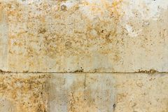 Wall dirty. paint dirty. street wall.textured. background.  Stock Photography