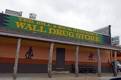 Wall Drug Store, South Dakota, Usa Stock Photos
