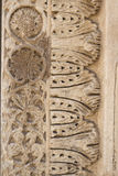 Wall element. Of Abbazia of Santa Maria a Cerrate Stock Photography