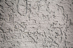 Wall element with a relief plaster Royalty Free Stock Photography