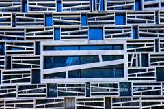 Wall facade design Stock Images