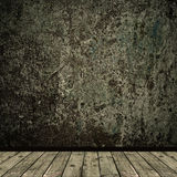 Wall and floor Royalty Free Stock Image