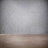 Wall and floor Stock Photography