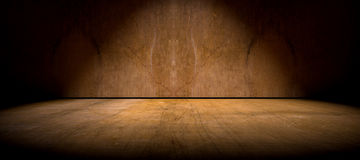 Wall and floor backdrop Royalty Free Stock Photography