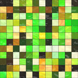 Wall and floor mosaic tiles Stock Photography