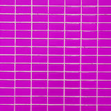 Wall and floor mosaic tiles pink color Royalty Free Stock Photo
