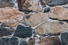Wall fortifications. Stock Image