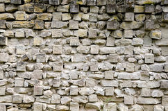 Wall of the fortress Kerch Royalty Free Stock Photo