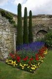 Wall garden Stock Photos