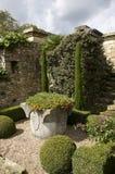 Wall garden Stock Photography
