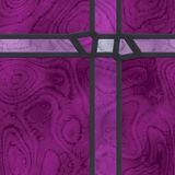 Abstract stained glass- metal grate Royalty Free Stock Images